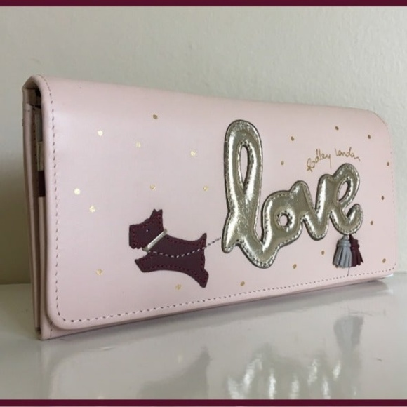 RADLEY LONDON Handbags - Radley London LOVE IS IN THE AIR FLAPOVER MATINEE